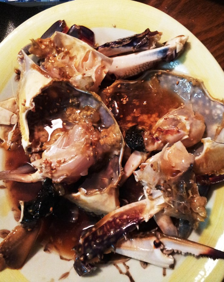 Have you ever tried Raw Crab?